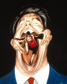Artwork in Bulworth Poster and Photo