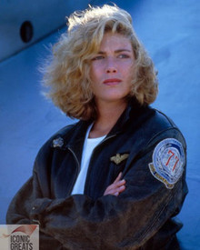 Kelly McGillis in Top Gun Poster and Photo