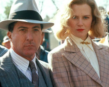 Dustin Hoffman & Nicole Kidman in Billy Bathgate Poster and Photo