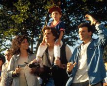 Paul Reiser & Randy Quaid in Bye, Bye Love Poster and Photo