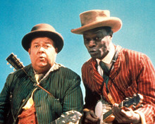 Stubby Kaye & Nat 'King' Cole in Cat Ballou Poster and Photo