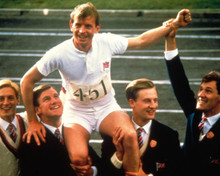 Cast of Chariots of Fire Poster and Photo