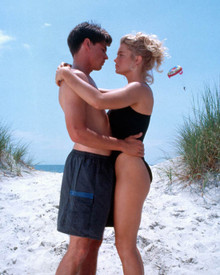 Erika Eleniak & William McNamara in Chasers Poster and Photo