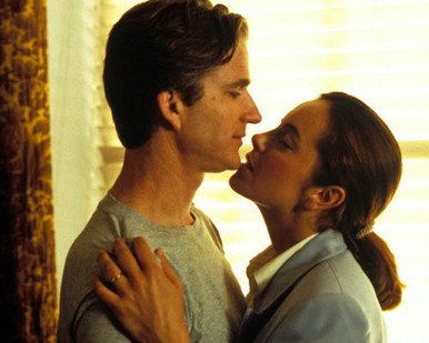 Matthew Modine & Greta Scacchi in The Browning Version Poster and Photo