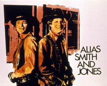 Poster of Alias Smith and Jones Poster and Photo