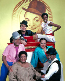Cast of Ain't Misbehavin (1982) Poster and Photo