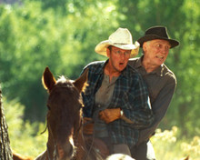 Jack Palance & Daniel Stern in City Slickers II:The Legend of Curly's Gold Poster and Photo
