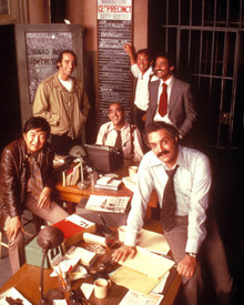 Cast of Barney Miller Poster and Photo