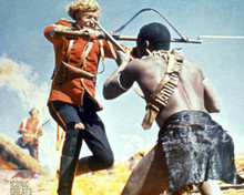 Michael Caine in Zulu Poster and Photo