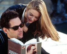 Alicia Silverstone & Paul Rudd in Clueless Poster and Photo
