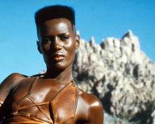 Grace Jones in Conan, the Destroyer Poster and Photo