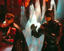 George Clooney & Chris O'Donnell in Batman & Robin Poster and Photo