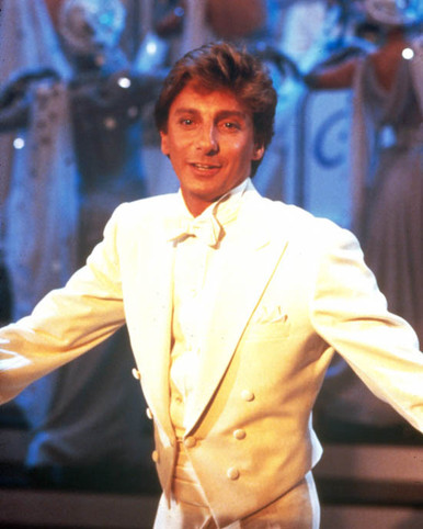 Barry Manilow in Copacabana Poster and Photo