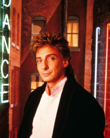 Barry Manilow Photograph and Poster - 1002902 Poster and Photo
