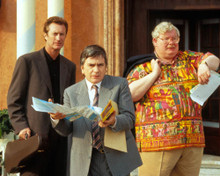 Dudley Moore & Richard Griffiths in Blame it on the Bellboy Poster and Photo