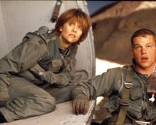 Meg Ryan & Matt Damon in Courage Under Fire Poster and Photo