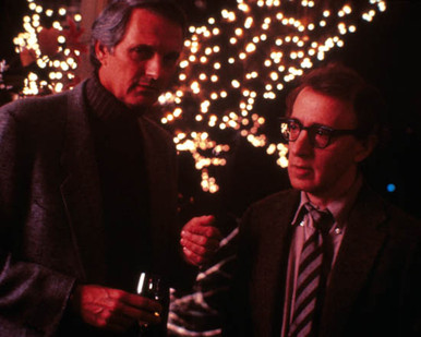 Alan Alda & Woody Allen Photograph and Poster - 1003035 Poster and Photo