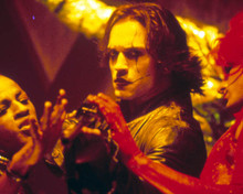 Vincent Perez in The Crow: City of Angels Poster and Photo