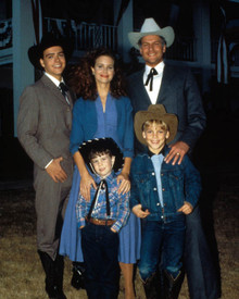 Cast of Dallas : The Early Years Poster and Photo