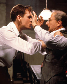 Dustin Hoffman & John Malkovich in Death of a Salesman Poster and Photo