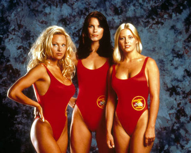 Pamela Anderson & Alexandra Paul Photograph and Poster - 1003363 Poster and Photo