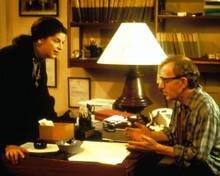Woody Allen & Kirstie Alley in Deconstructing Harry Poster and Photo
