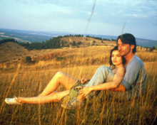 Jean-Hugues Anglade & Beatrice Dalle in Betty Blue Poster and Photo