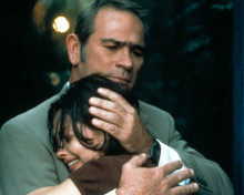 Tommy Lee Jones & Ashley Judd in Double Jeopardy Poster and Photo