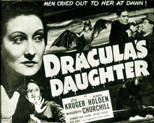 Poster of Dracula's Daughter Poster and Photo