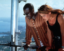 Wesley Snipes in Drop Zone Poster and Photo