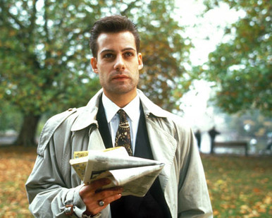 Adrian Pasdar in Just like a Woman Poster and Photo