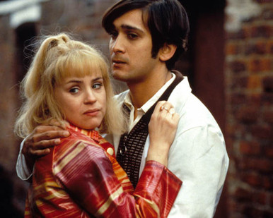 Jimi Mistry & Emma Rydal in East is East Poster and Photo