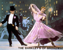 Fred Astaire & Ginger Rogers in The Barkleys of Broadway Poster and Photo