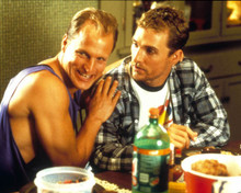 Matthew McConaughey & Woody Harrelson in ED TV Poster and Photo