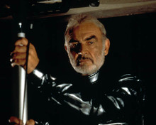 Sean Connery in Entrapment Poster and Photo