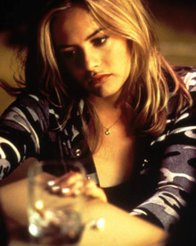 Alicia Silverstone in Excess Baggage Poster and Photo