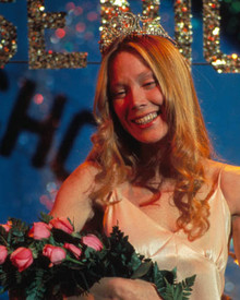 Sissy Spacek in Carrie (1976) Poster and Photo
