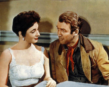 James Stewart & Ruth Roman in The Far Country Poster and Photo