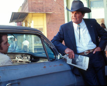 D.B. Sweeney & James Garner in Fire in the Sky Poster and Photo