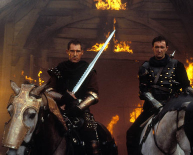 Ben Cross in First Knight Poster and Photo