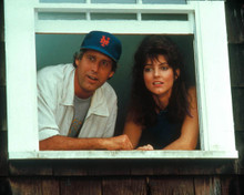 Madolyn Smith Osborne & Chevy Chase in Funny Bones Poster and Photo