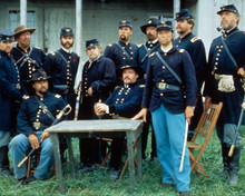 Cast of Gettysburg Poster and Photo