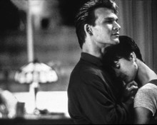 Patrick Swayze & Demi Moore in Ghost Poster and Photo