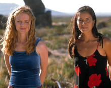 Heather Graham & Patricia Velazquez in Committed Poster and Photo