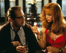 Goldie Hawn & Bruce Willis in Death Becomes Her Poster and Photo