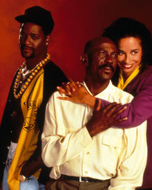 Louis Gossett Jr. & Blair Underwood in Fathers & Sons Poster and Photo