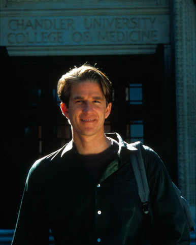 Matthew Modine in Gross Anatomy aka A Cut Above Poster and Photo