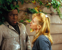 Ernie Hudson & Rebecca De Mornay in The Hand that Rocks the Cradle Poster and Photo