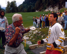 Adam Sandler & Bob Baker in Happy Gilmore Poster and Photo