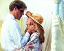 Sissy Spacek & Brian Kerwin in Hard Promises Poster and Photo